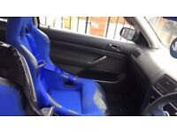 VW GOLF MK4........BUCKET SEATS