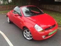 Ford Streetka Convertible 1.6 Luxury, Very good Condition throughout !