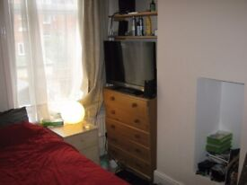 Double furnished room available 1 September 2017 in relaxed friendly house £390pcm Heavitree, Exeter