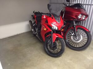 2013 Honda CBR 500