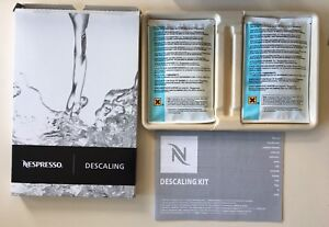 Nespresso Descaling kit