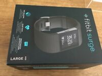 Fitbit surge large smart watch