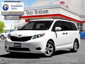 2016 Toyota Sienna 7 Passenger