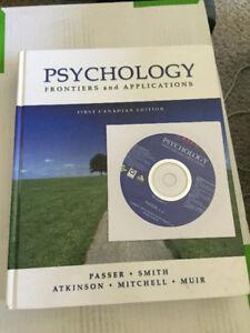 Various Psychology Textbooks