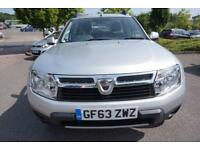 2013 Dacia Duster 1.5 dCi 110 Laureate 5dr Manual Diesel Estate