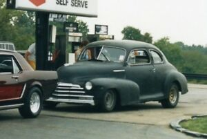 1947 Chev Fleetmaster Coupe