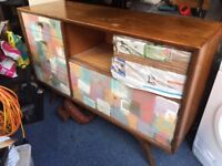1950/60s Vintage Retro Teak Sideboard Upcycle Project