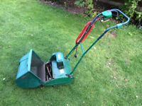 Qualcast suffolk 30s mower lawnmower electric
