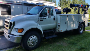 Service truck for sale