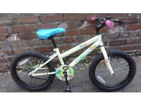 Lovely bicycle - Apollo Woodland Charm - 18 inch wheels