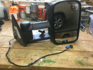 right side mirror