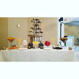 Chocolate Fountain Hire - West Midlands