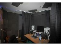 LOFT MUSIC/RECORDING/REHEARSING SOUND PROOFED STUDIO TO LET OFFICE