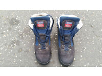 Berghaus Gortex Mens Walking Boots EU44 UK 91/2 US 11, Waterproof Blue