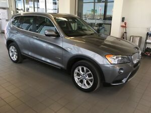 2013 BMW X3 28i  - PST PAID - Locally Owned/Serviced! Fully Loa