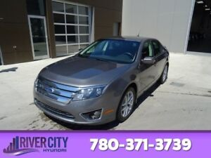 2010 Ford Fusion SEL Accident Free,  Heated Seats,  Bluetooth,