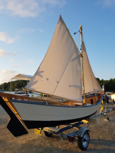 Lunenburg Sailing Dory $5900 OBO (sold)