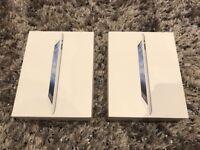 2 x EMPTY IPAD boxes white 16gb