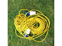 Mains camping lead