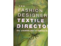 Fashion Textile Directory Excellent Condition