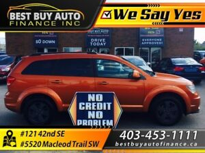 2011 Dodge Journey SXT - $79/Bi-weekly