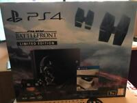 1TB Star Wars PS4