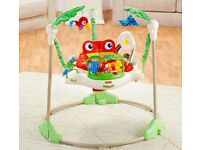 Fisher Price Rainforrest Jumperoo