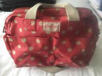 Catch Kidston new born bag