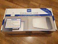 BG - 16 Way Insulated, Dual RCD Consumer Unit