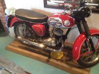 1971 BSA BANTAM