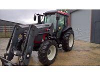 2013 Valtra Tractor
