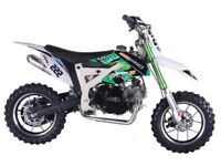 Brand New KXD 4 Stroke 50cc Mini Dirt Bike with huge spec and choice of colours