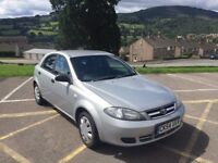 Daewoo Lacetti 1.4 **NEW MOT** **Only 77000 miles**