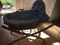 Mothercare baby cot /basket