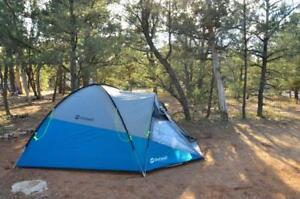 Looking for campsite / backyard