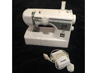 E&R sewing machine fully working can deliver