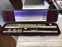 Yamaha Piccolo Flute - Great Condition - 3 Piece Flute - 1 Owner