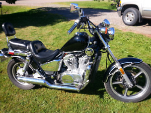 1986 Honda Shadow 750