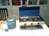 camping gaz 2 burner & grill