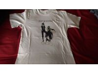 Fleetwood Mac T-shirt, Size is M but feels like L
