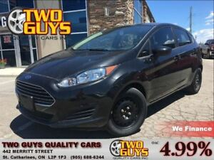 2014 Ford Fiesta S LOW KMS! 5 SPEED GAS SIPPER