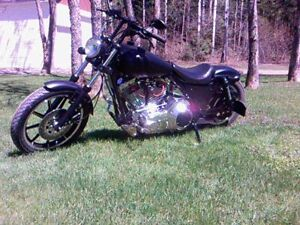 Harley Davidson Bubber