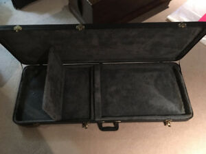 Hardcover Rectangular Guitarcase