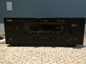 Yamaha 7.1 surround sound reciever