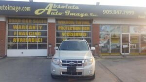 2009 Ford Escape 4x4 V6 Limited