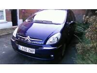 Citroen xsara picasso desire 1.6 manual