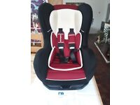 Mothercare forward facing child car seat - suitable for children 9-18kg (9 months to 4 years)
