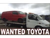 WANTED !!! TOYOTA HIACE ANY CONDITION