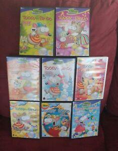 Toopy and Binoo DVD's
