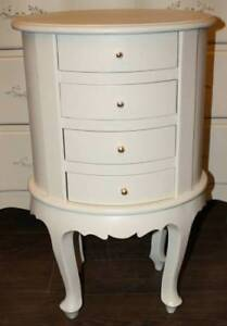 FRENCH PROVINCIAL LINGERIE CABINET